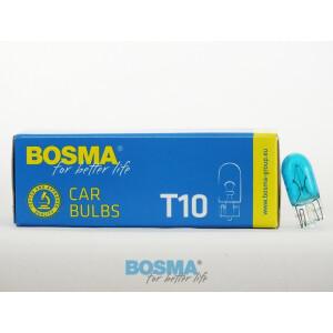 BOSMA 2V 5W WB T10