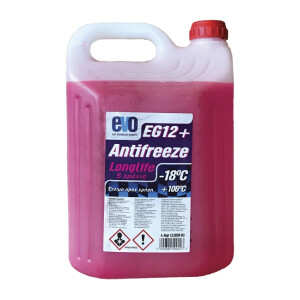 ANTIFREEZE G12 -18C 4L EVO