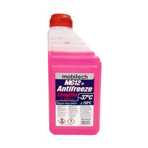 ANTIFREEZE G12 -18C 1L EVO